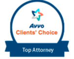 Avvo Clients Choice Top Attorney