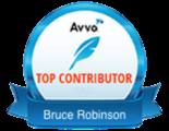 Avvo Top Contributor - Bruce